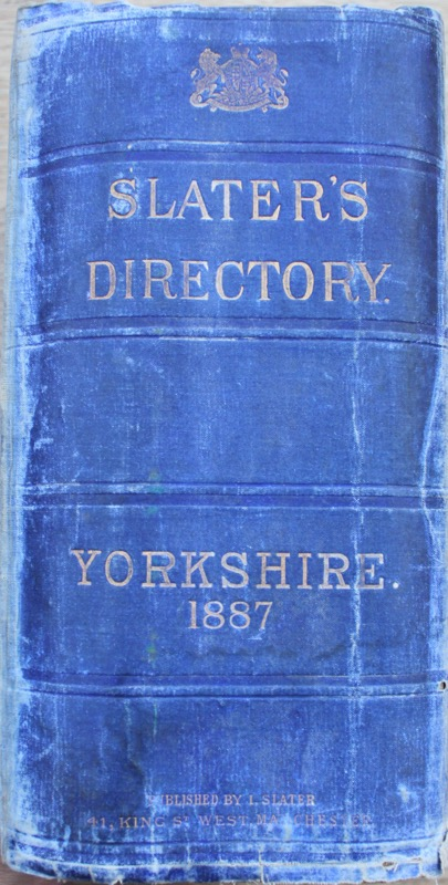 Image for Slater's Royal National Commercial Directory of Yorkshire.