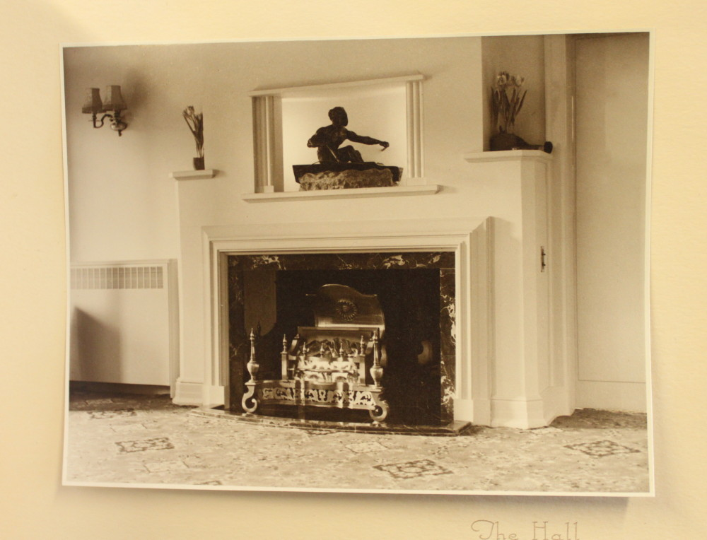 Image for Fireplaces at Parkstone, Park Avenue, Roundhay [Leeds].