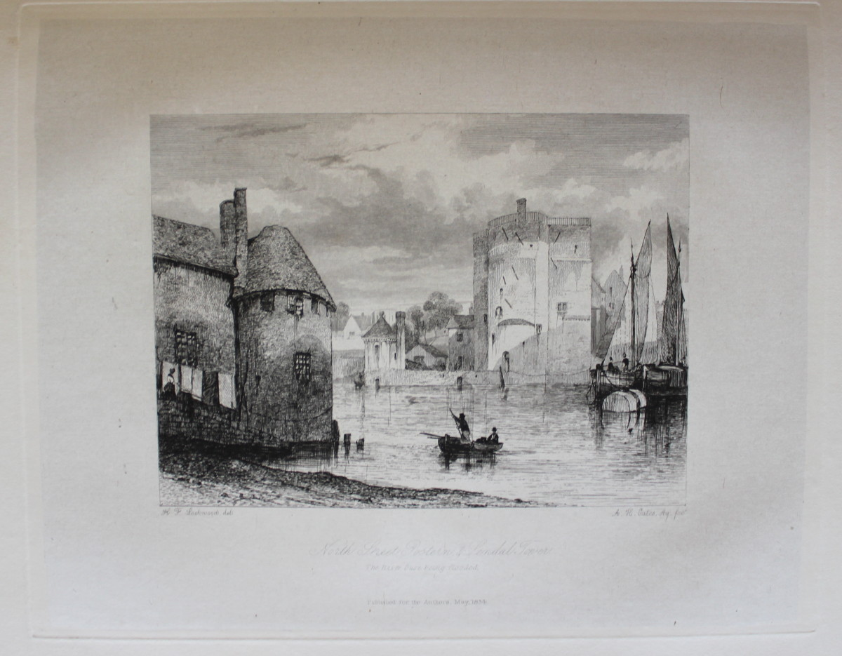 Image for The History and Antiquities of the Fortifications to the City of York.