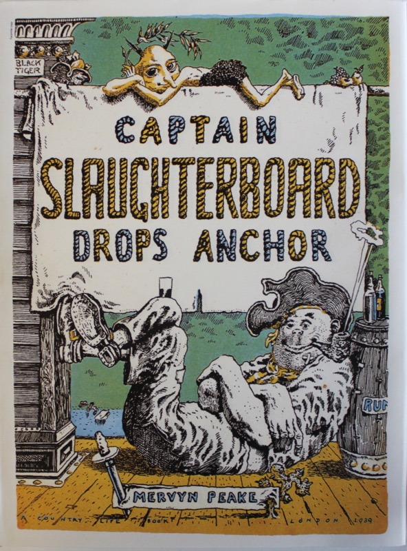 Image for Captain Slaughterboard Drops Anchor.