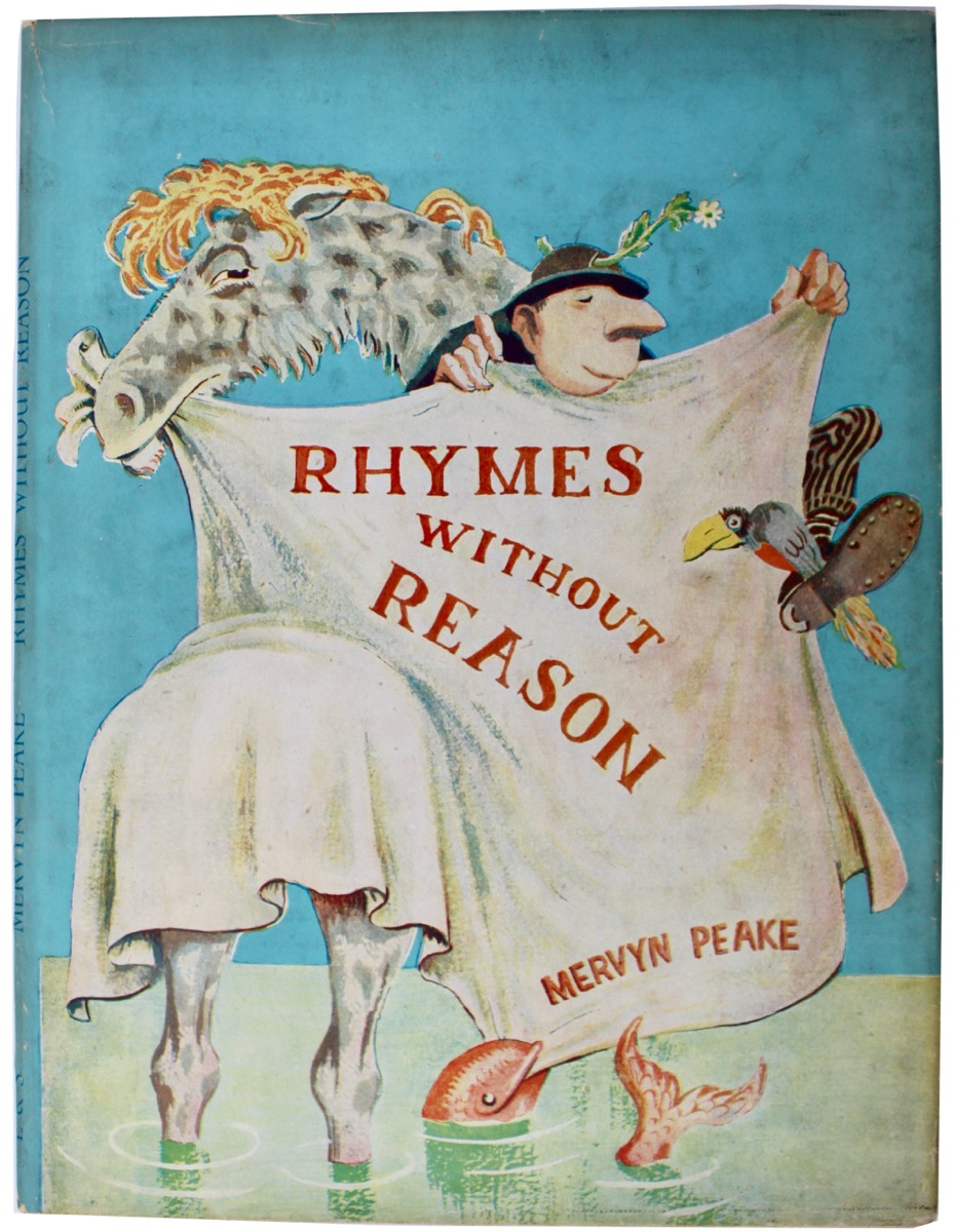 Image for Rhymes Without Reason.