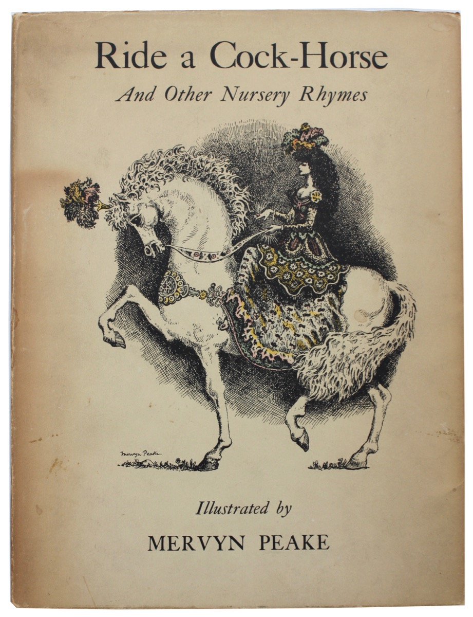 Image for Ride a Cock-Horse and Other Nursery Rhymes.