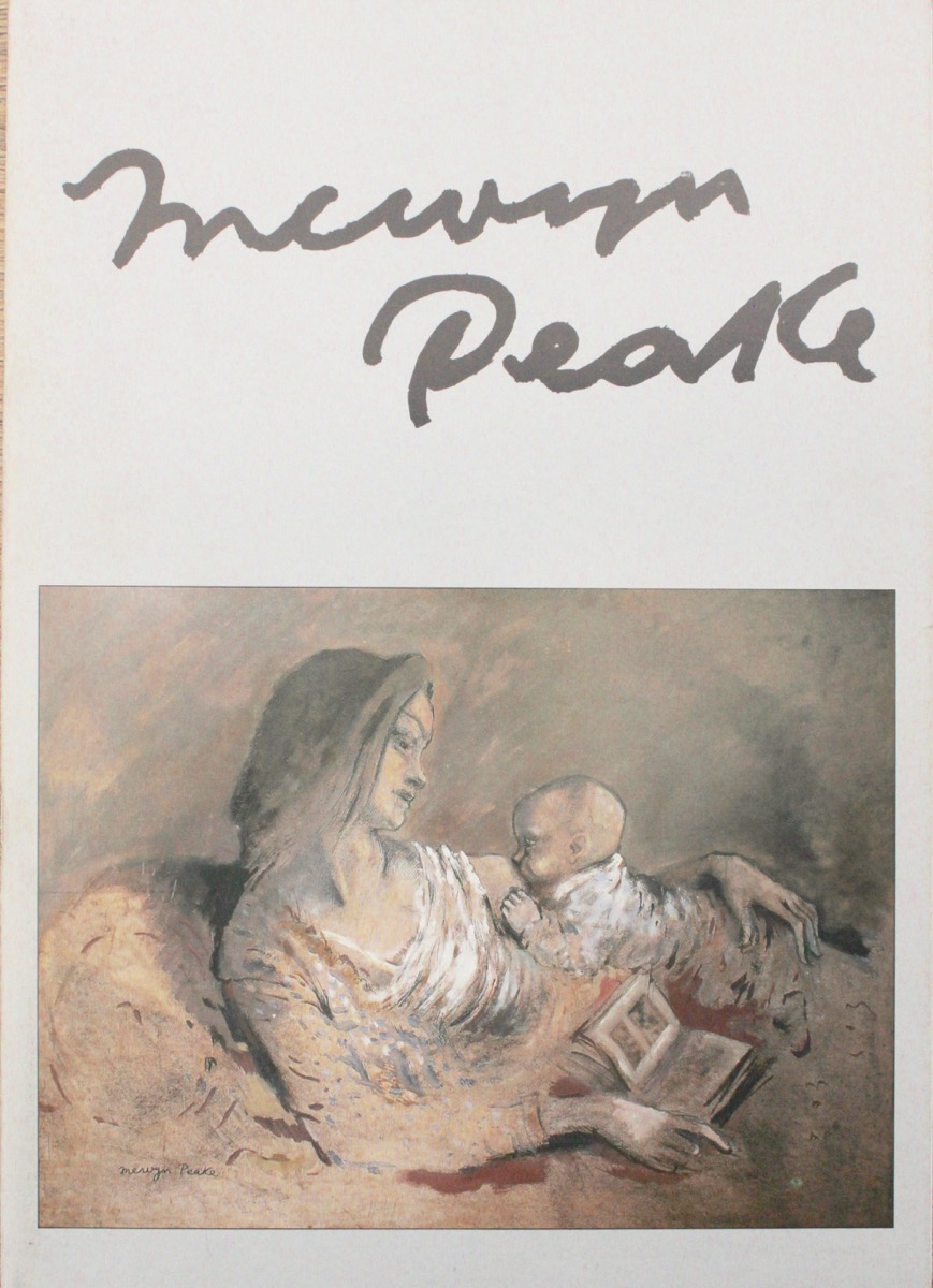 Image for Exhibition Catalogue. Mervyn Peake (1911 - 1968) An Exhibition from 14th June - 8th July 1994.