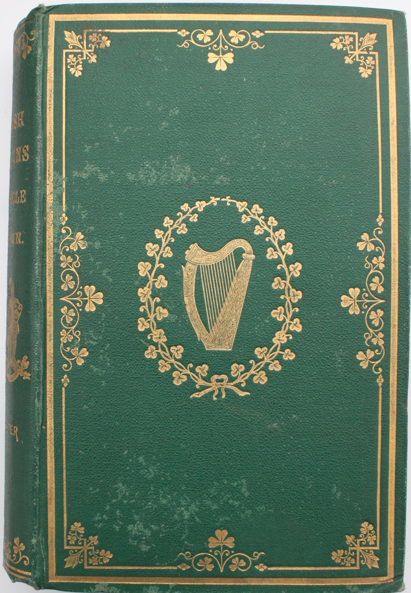 Image for The Irish Chieftains; or, a Struggle for the Crown: with numerous notes and a copious appendix.