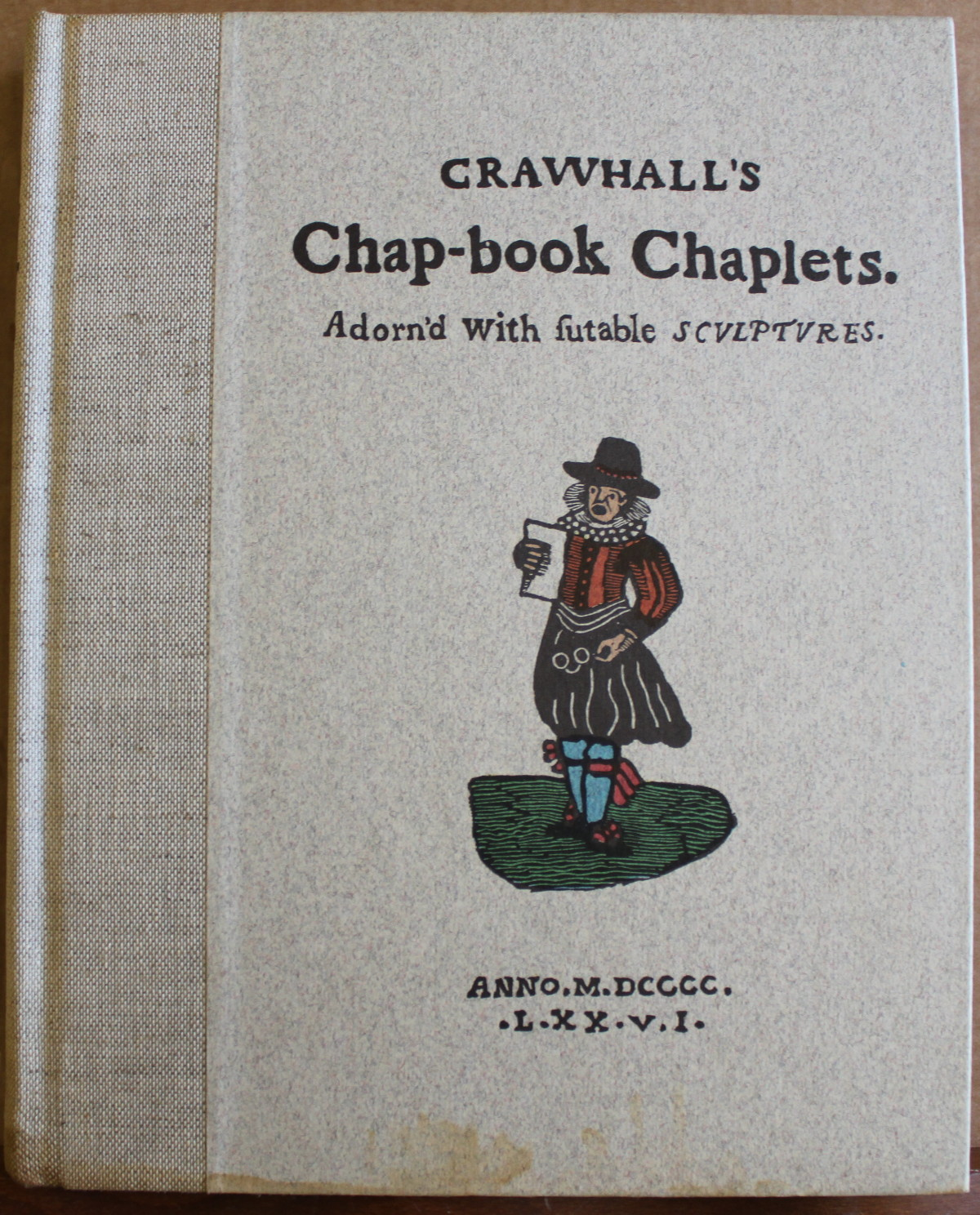 Image for Crawhall's Chap-book Chaplets.
