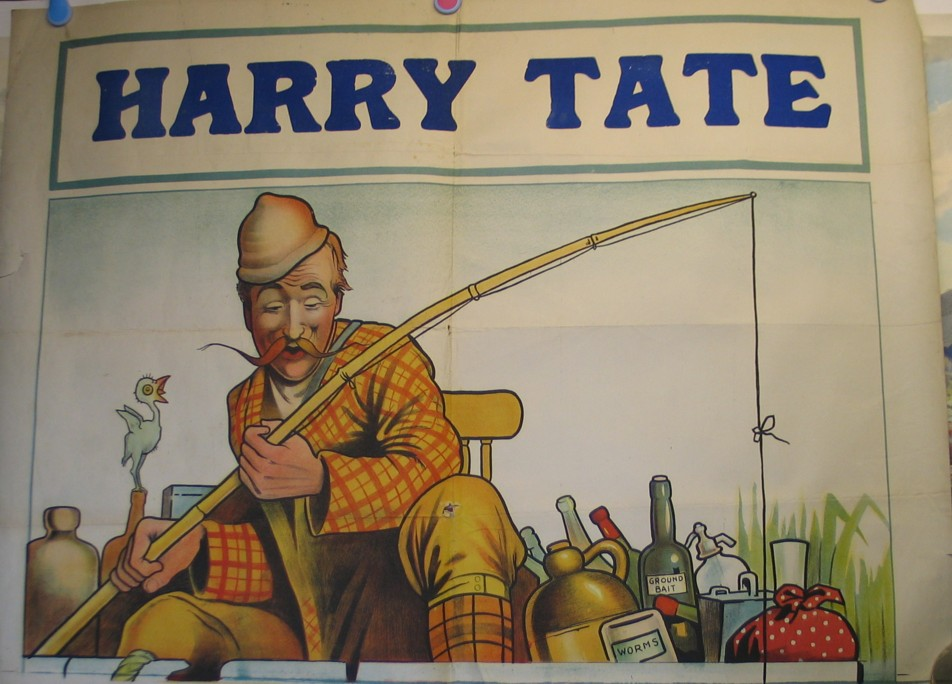 Image for Harry Tate. Fishing.