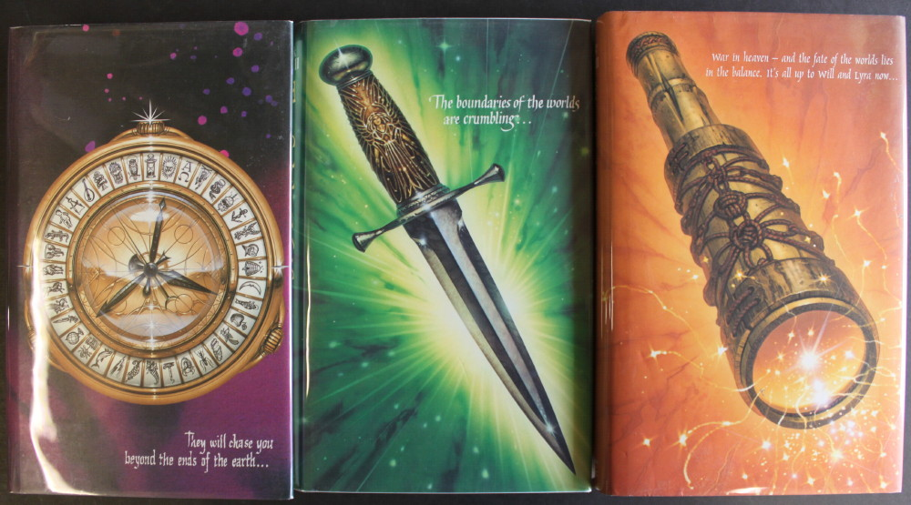 Image for His Dark Materials Trilogy. [Complete] Comprising Northern Lights, The Subtle Knife and The Amber Spyglass.