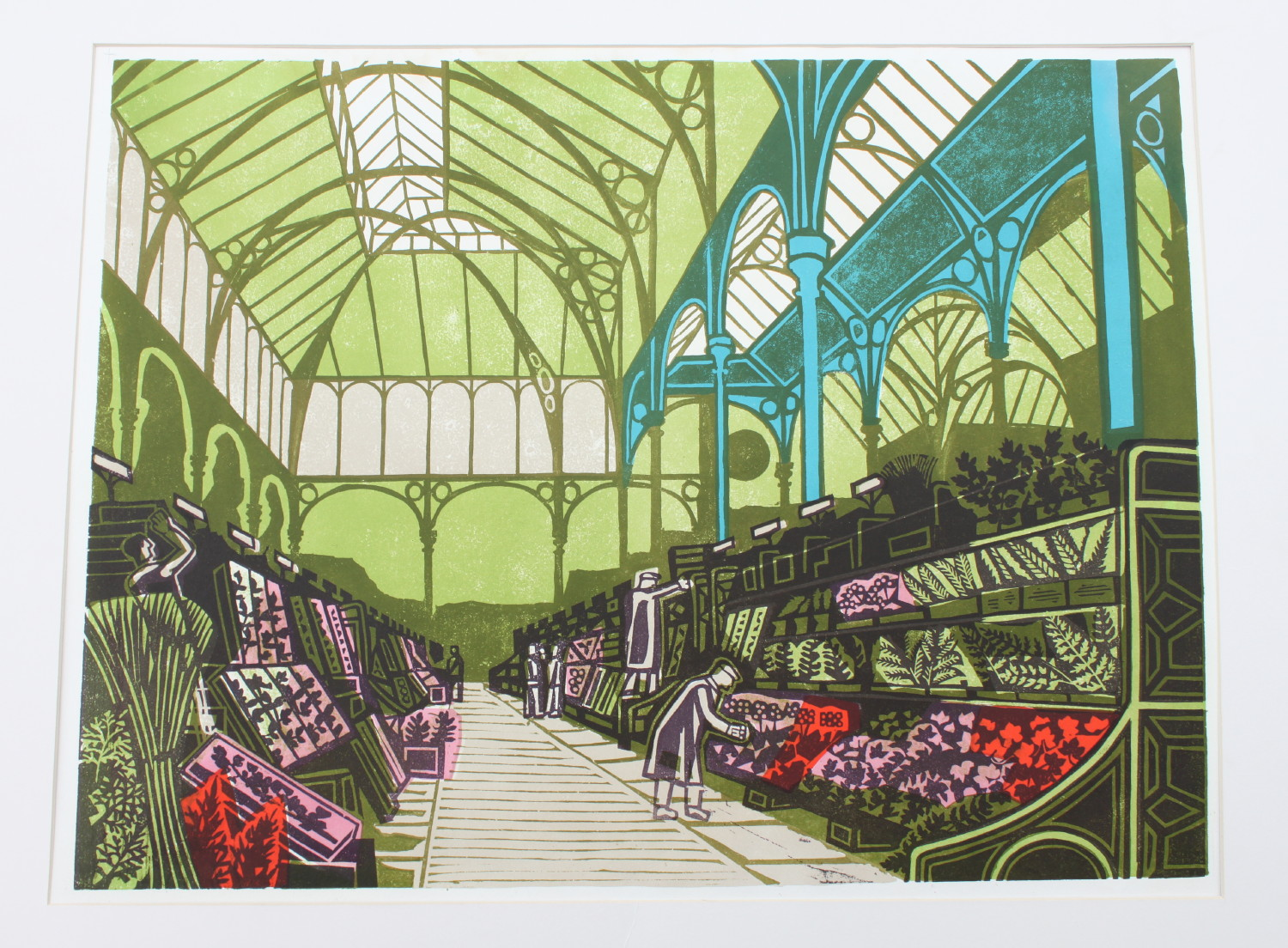 Image for Covent Garden Flower Market.
