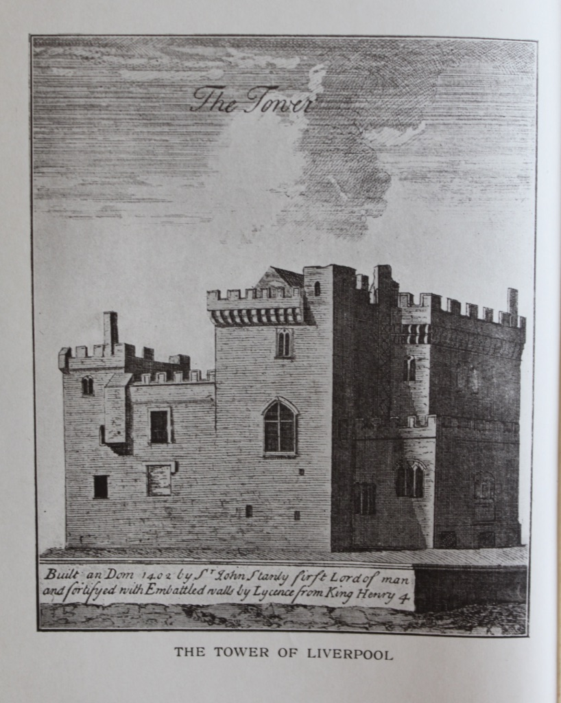 Image for The Tower of Liverpool With Some Notes of the Clayton Family of Crooke, Fulwood, Adlington, and Liverpool.
