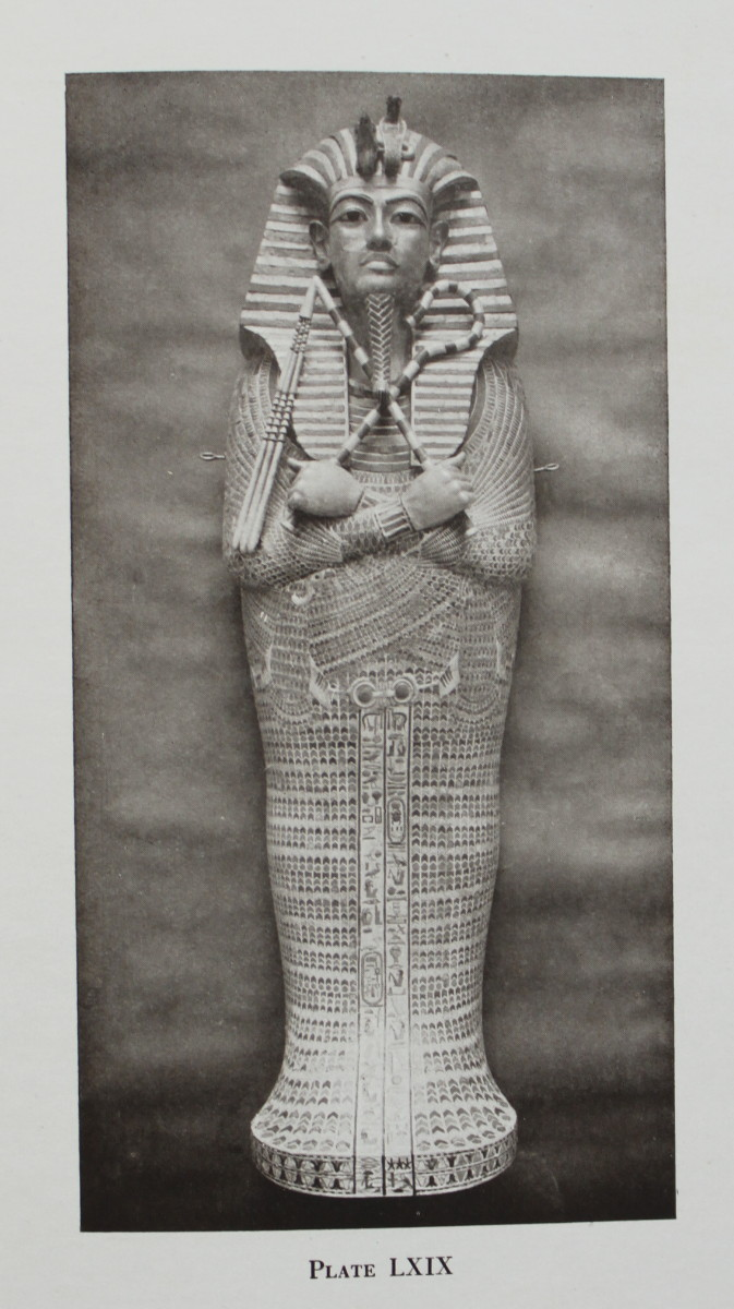 Image for The Tomb of Tut-Ankh-Amen discovered by the late Earl of Carnarvon and Howard Carter. INSCRIBED BY THE PHOTOGRAPHER.