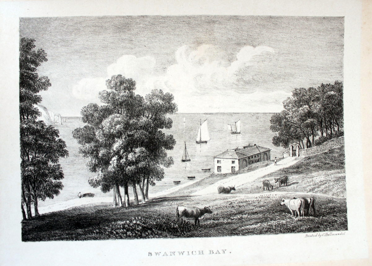 Image for Views of Swanwich Bay.