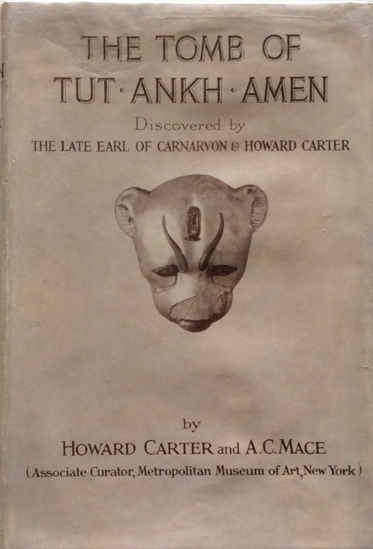 Image for The Tomb of Tut-Ankh-Amen discovered by the late Earl of Carnarvon and Howard Carter.