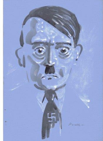 Image for Adolf Hitler 'Self Portrait'