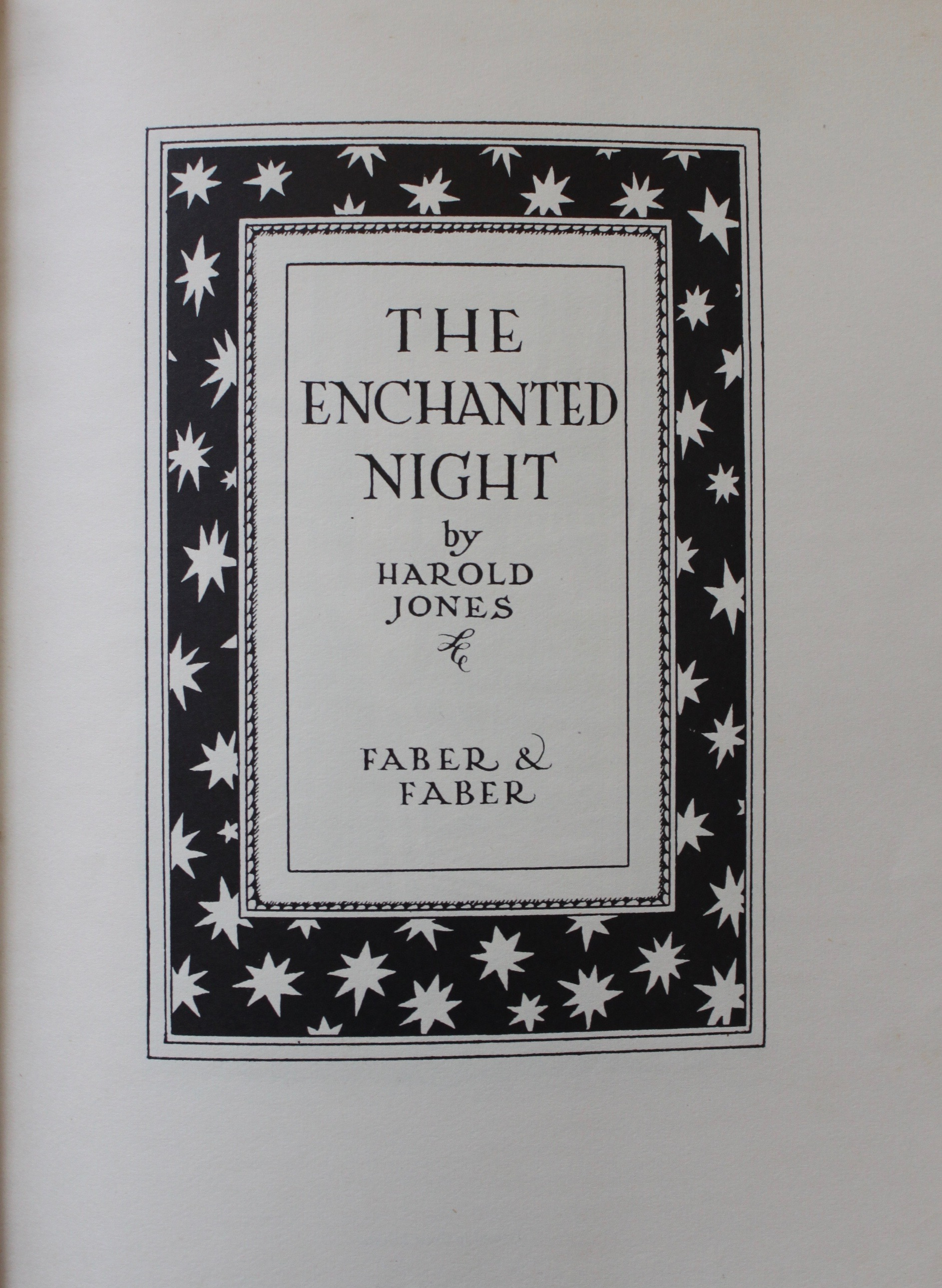 Image for The Enchanted Night.