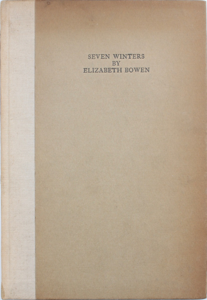 Image for Seven Winters.