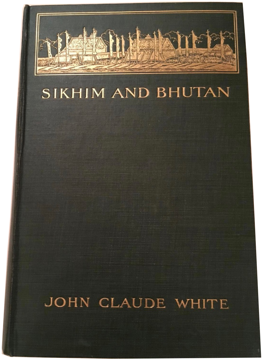 Image for Sikhim & Bhutan; Twenty-One Years on the North-East Frontier 1887 - 1908.