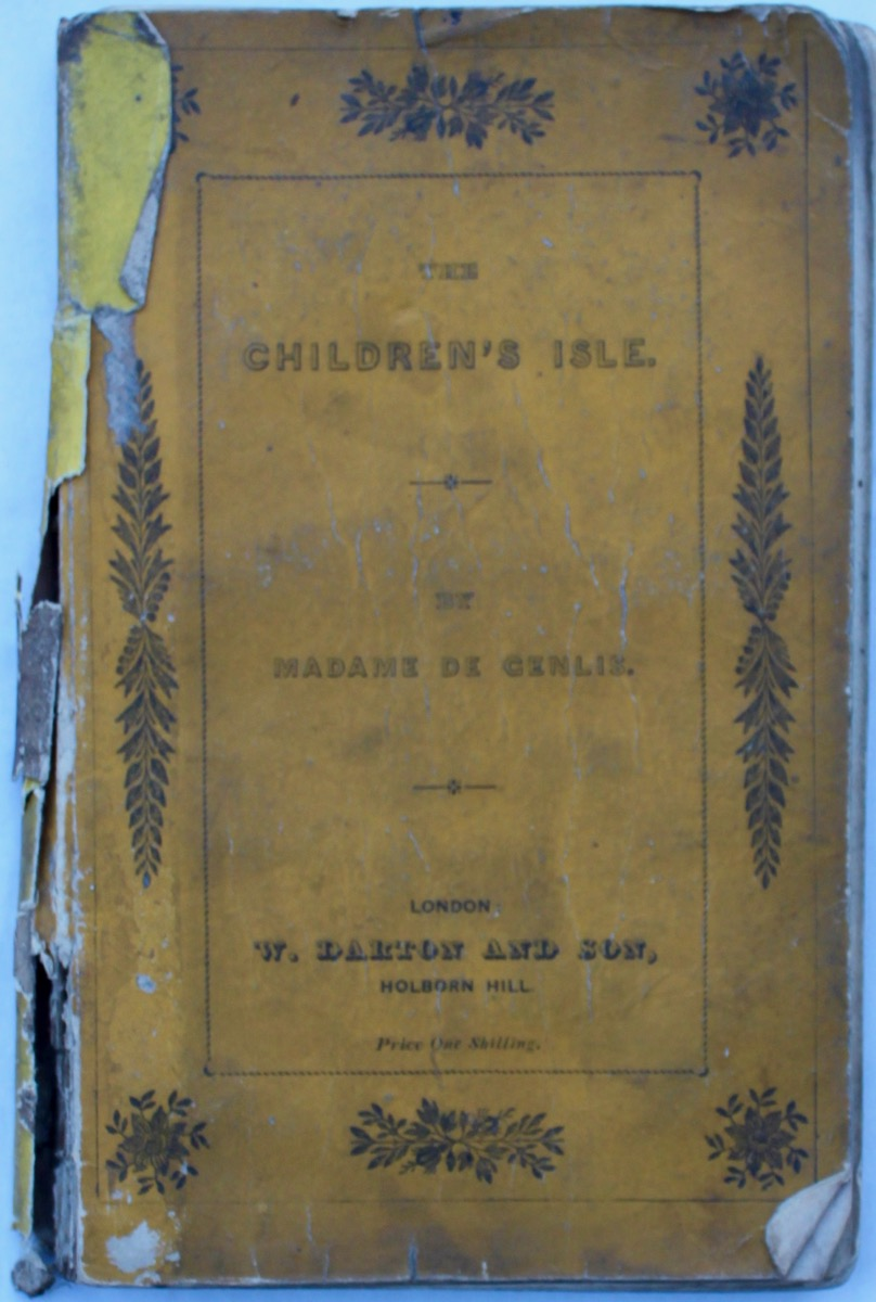 Image for The Children's Isle.