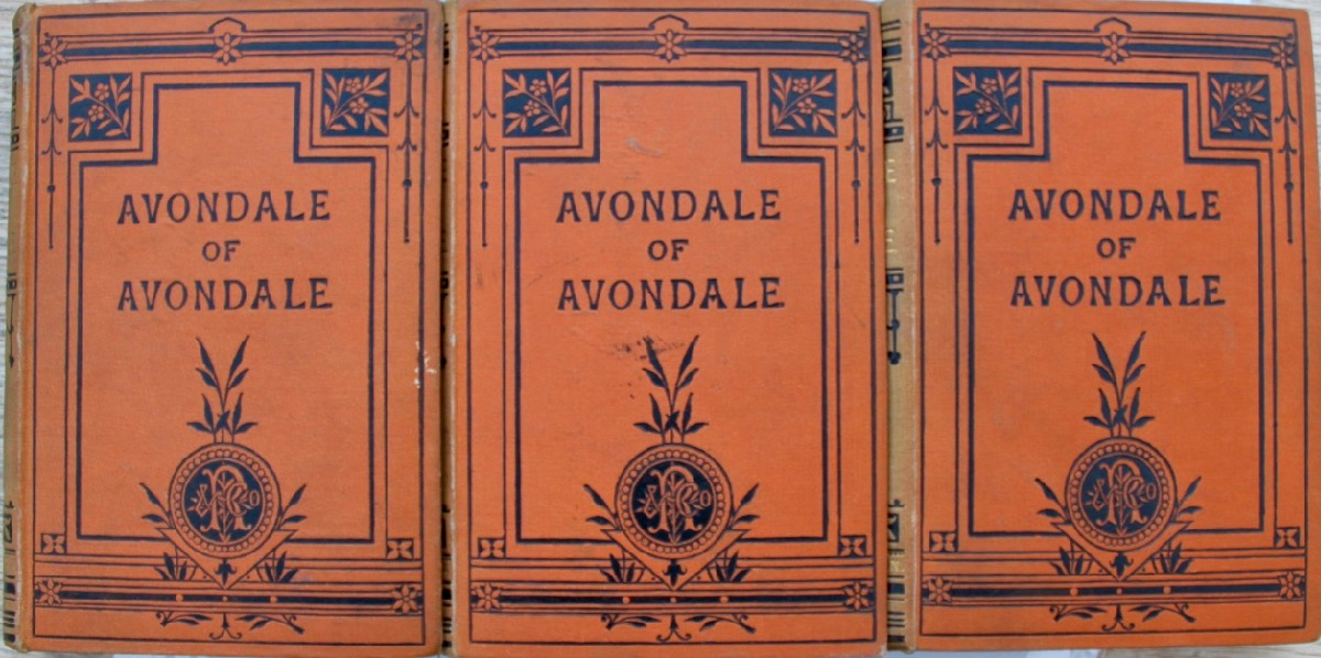 Image for Avondale of Avondale. A Political Romance.