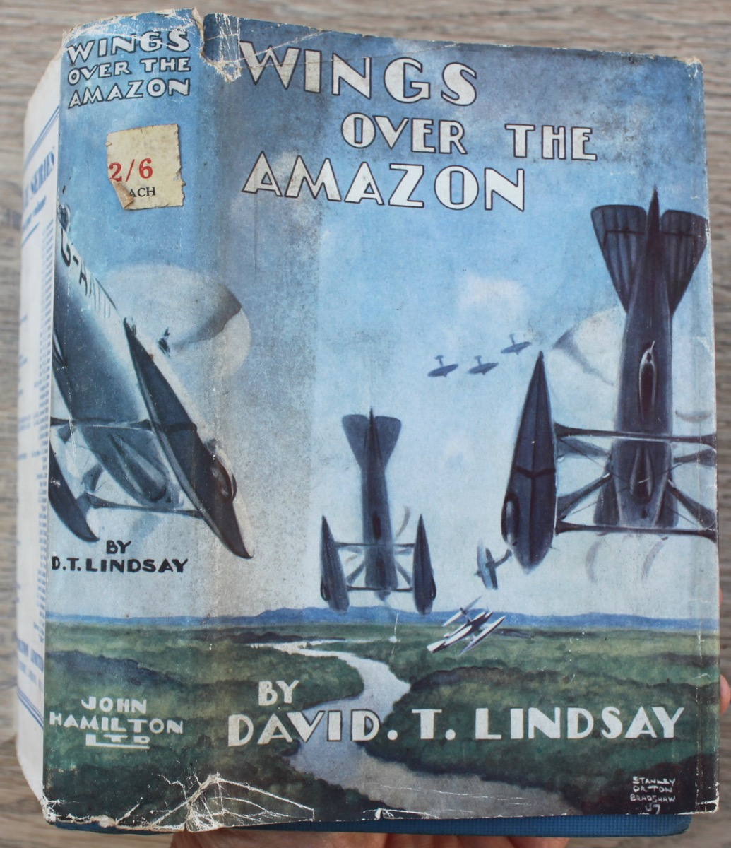Image for Wings Over the Amazon.