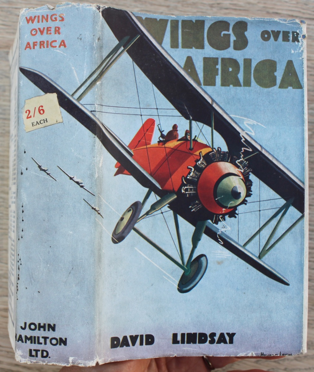 Image for Wings Over Africa.