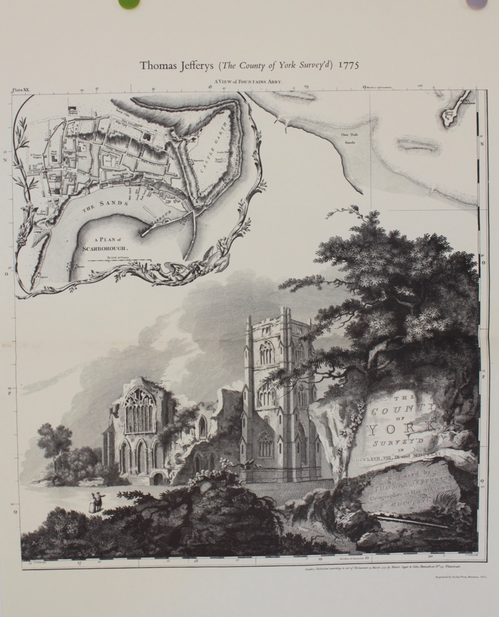 Image for The County of York, surveyed in MDCCLXVII, VIII, IX and MDCCLXX.