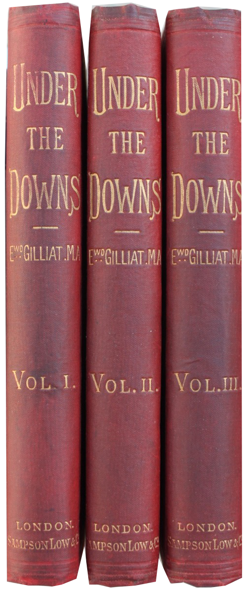 Image for Under the Downs.