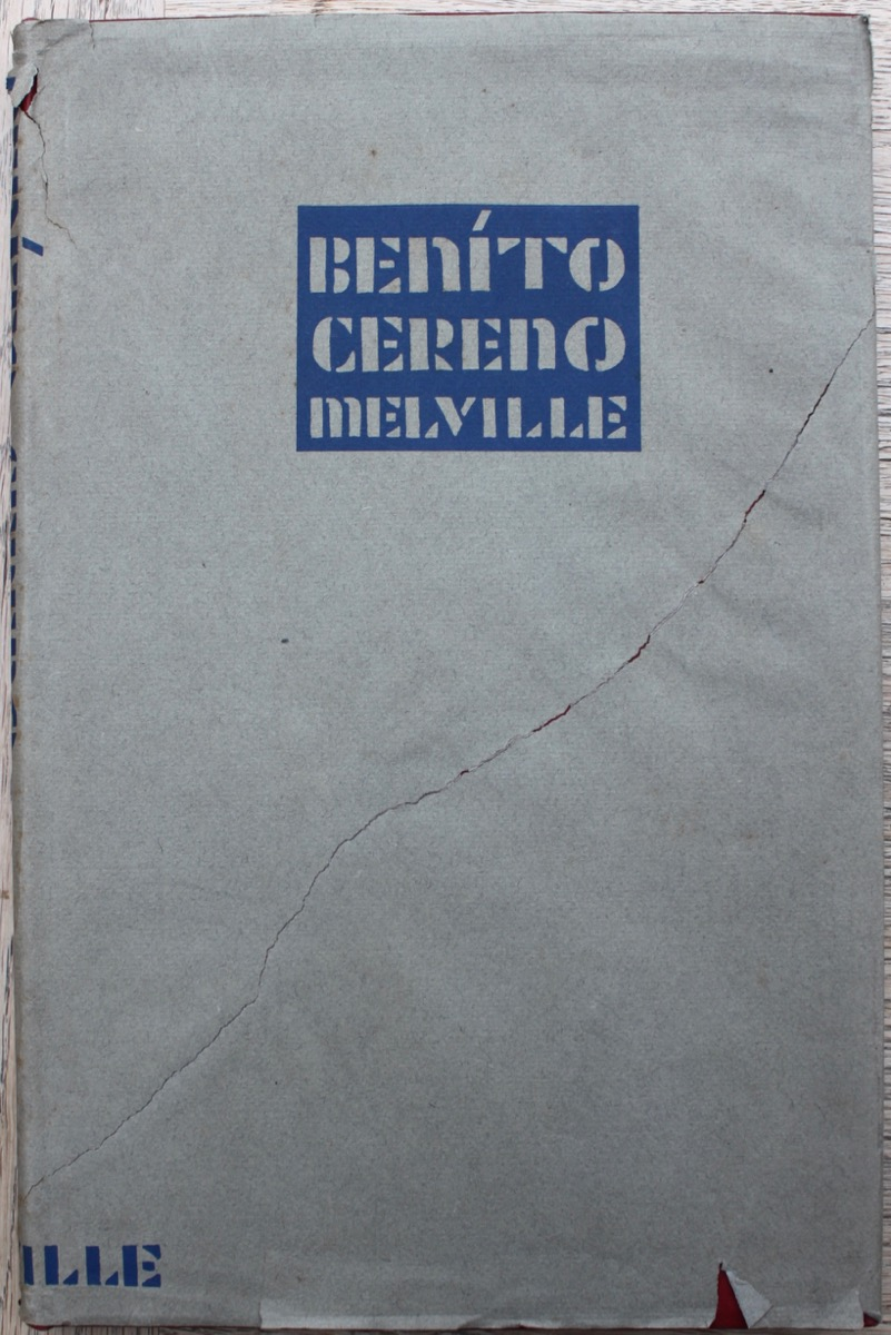 Image for Benito Cereno, by Herman Melville.