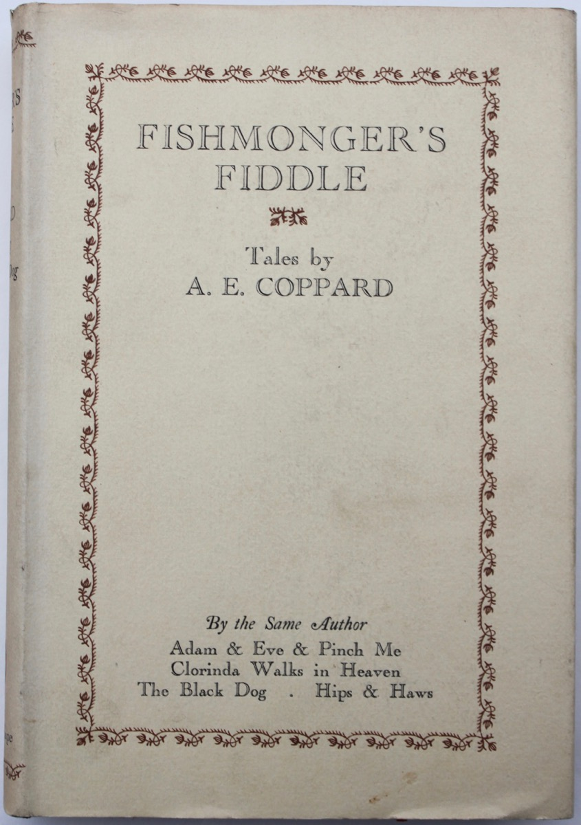 Image for Fishmonger's Fiddle.