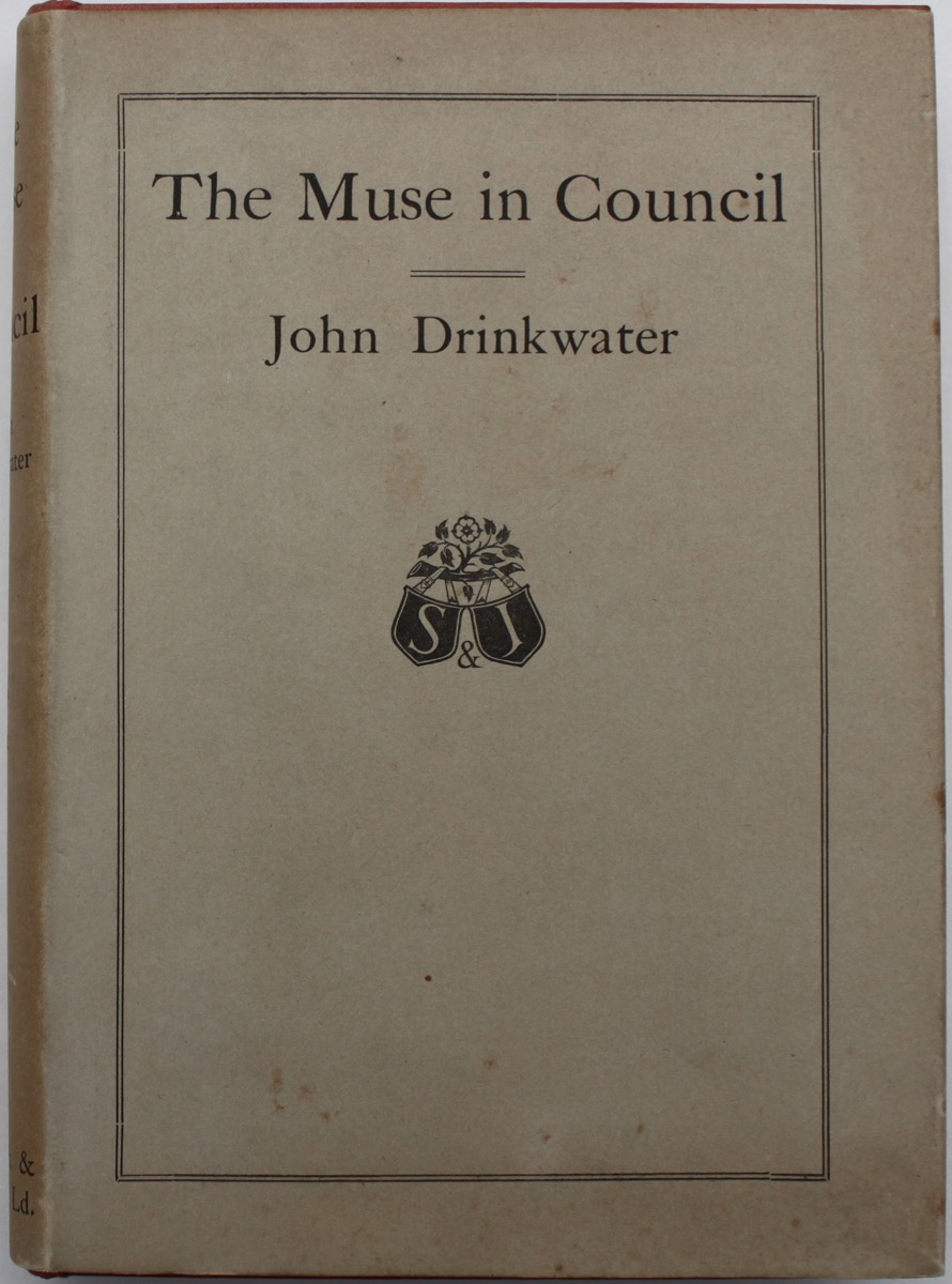 Image for The Muse in Council.