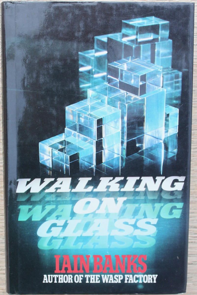 Image for Walking on Glass.