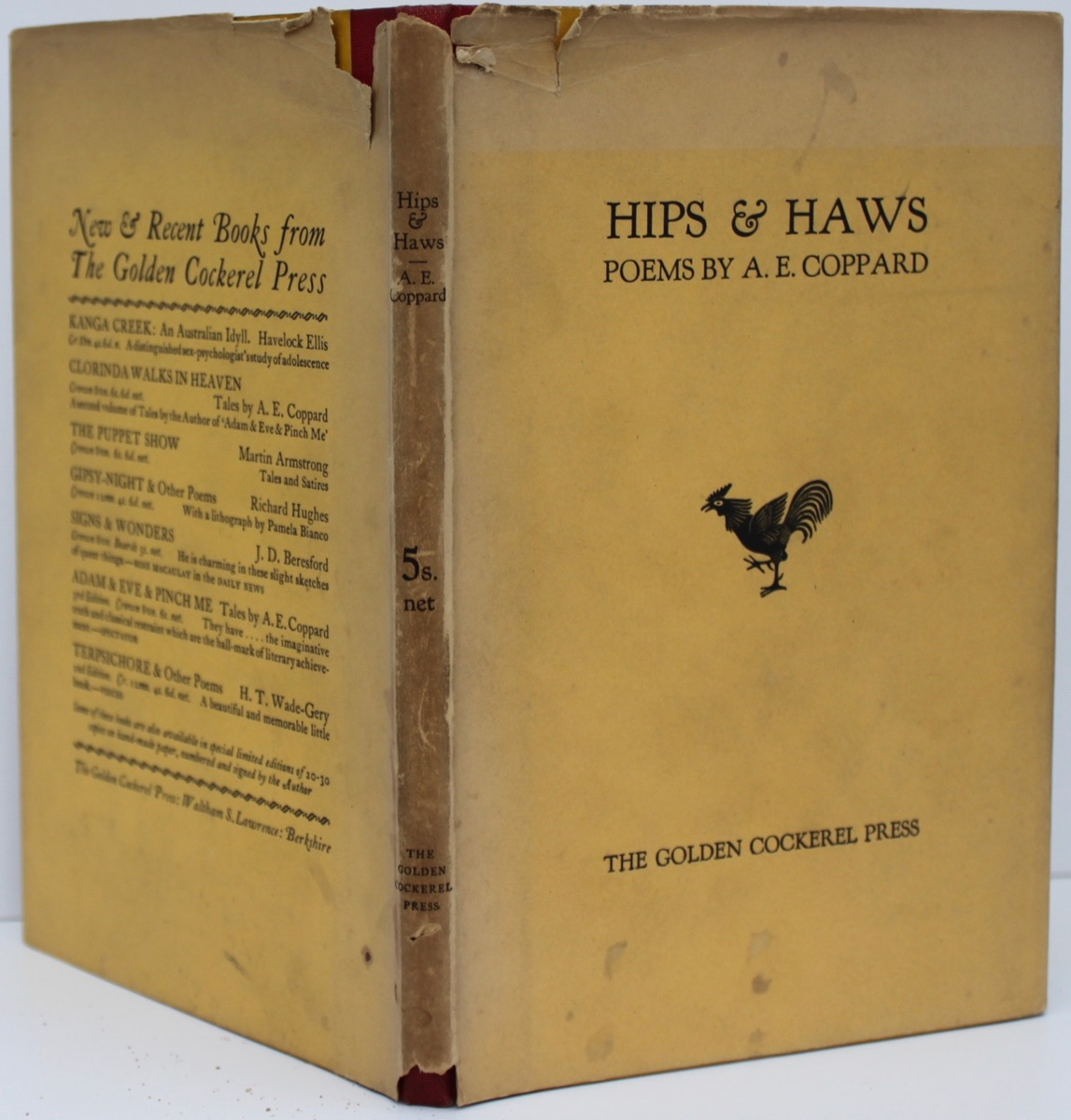 Image for Hips & Haws, poems.