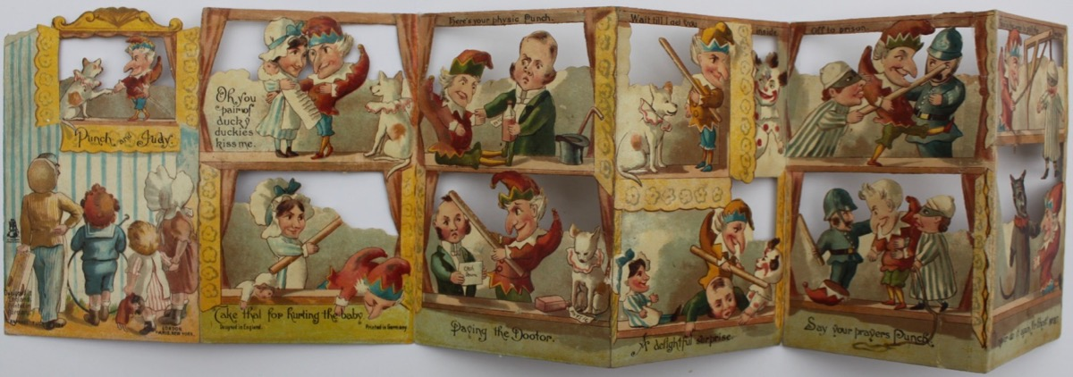 Image for Punch and Judy Panorama.