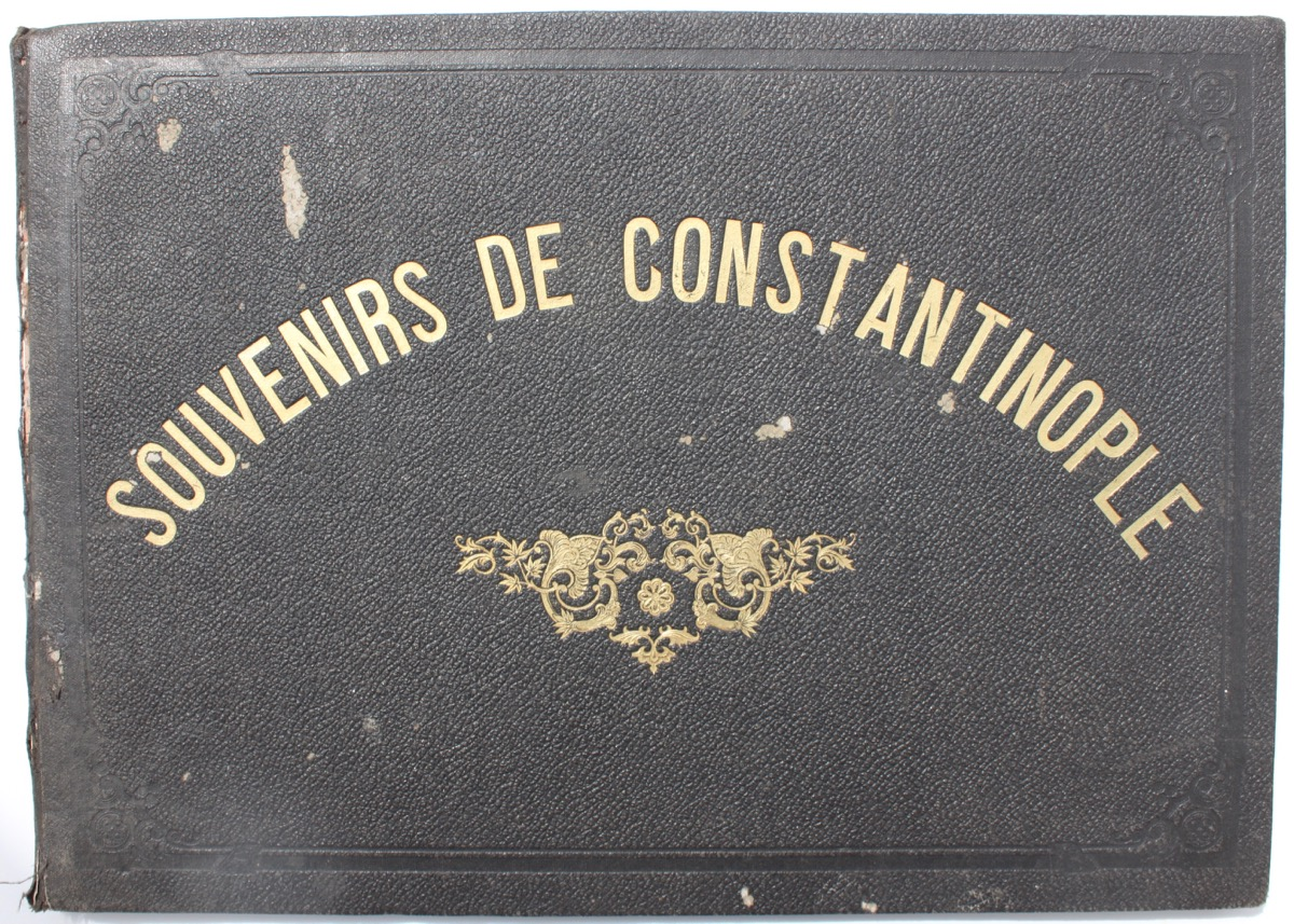 Image for Souvenirs de Constantinople.