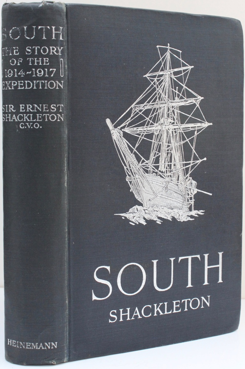 Image for South; the Story of Shackleton's Last Expedition 1914 - 1917.