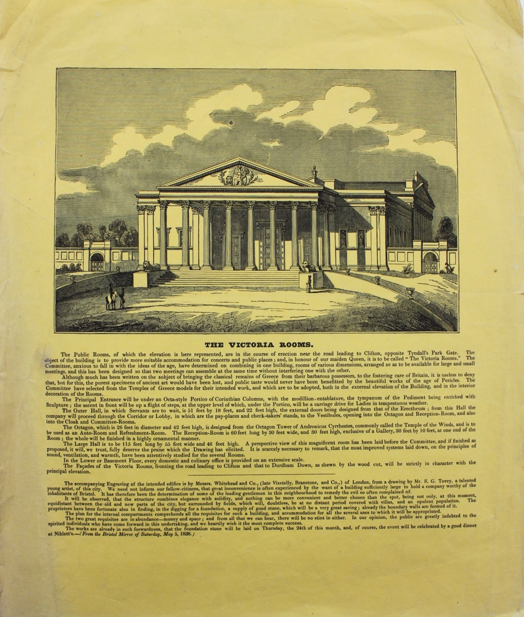 Image for The Victoria Rooms.