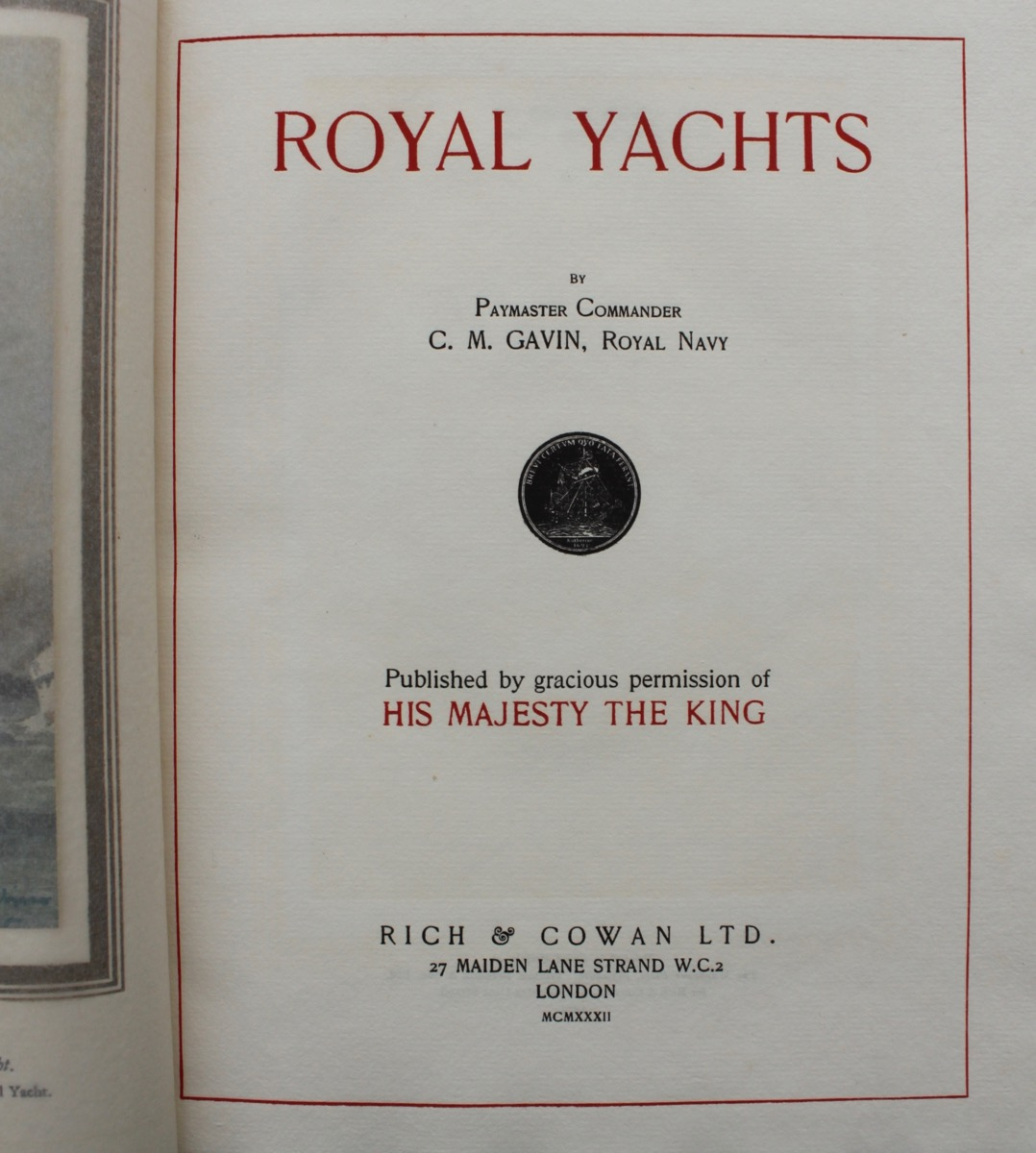 Image for Royal Yachts.