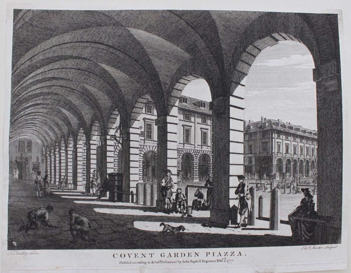 Image for Covent Garden Piazza.