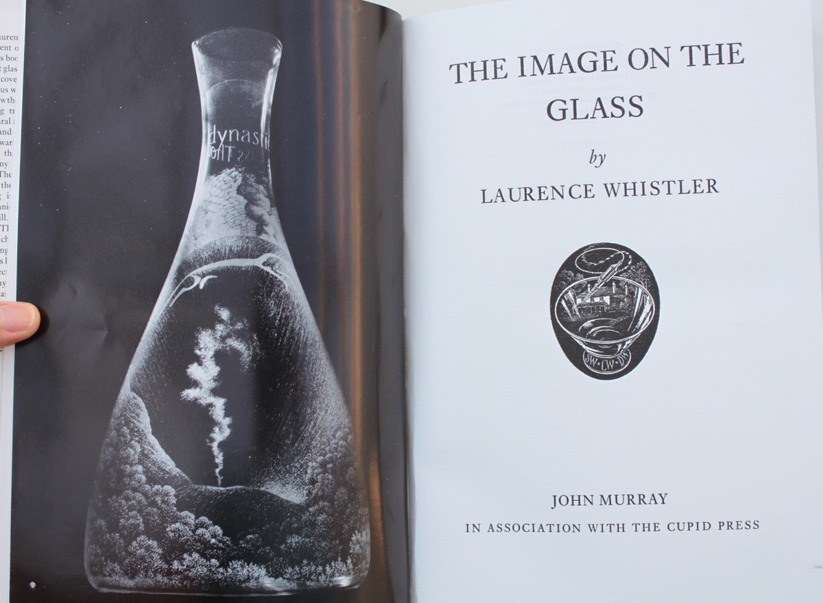Image for The Image on the Glass.