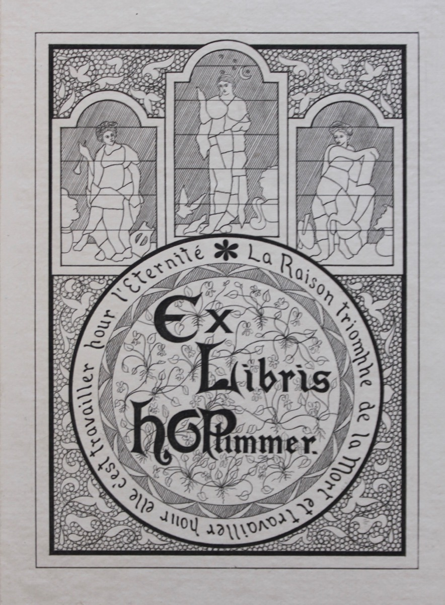 Image for The Golden Legend of William Caxton, edited by Frederick S. Ellis and printed by William Morris.